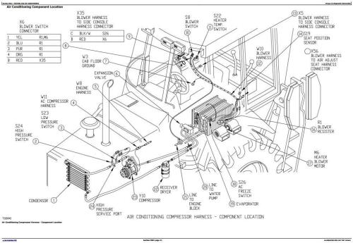 John Deere 310SE Backhoe, 315SE Side Shift Loaders