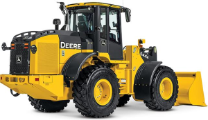 john deere 544k 4wd loader (sn. -642664) with engine 6068hdw74 (t3) service repair manual (tm10689)
