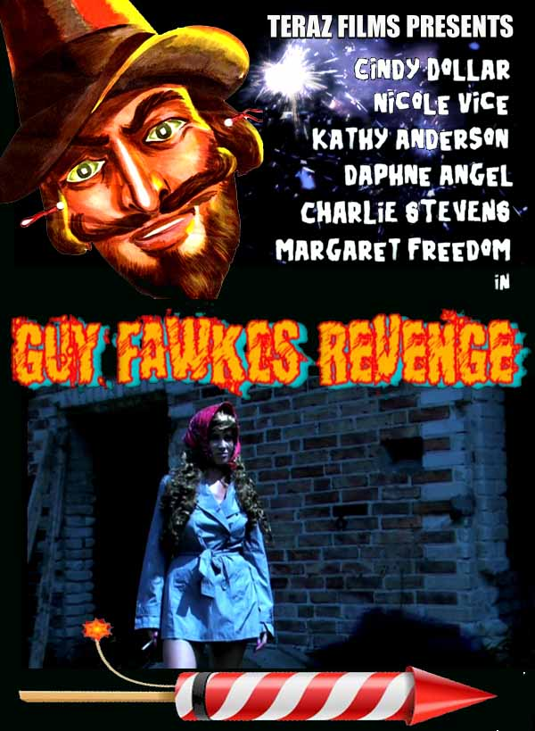 Third Additional product image for - Guy Fawkes Revenge