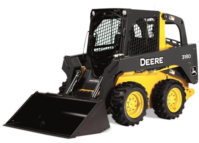 John Deere 318D, 319D, 320D, 323D Skid Steer Loader w.Manual Controls  Service Repair Manual TM11399 | Documents and Forms | ManualsPayLoadz