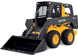 john deere 326e skid steer loader with manual controls service repair technical manual (tm13092x19)