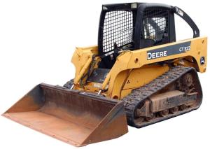 john deere 317, 320 skid steer loader; ct322 compact track loader diagnostic service manual (tm2151)