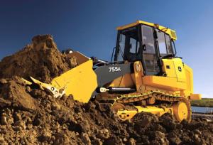 john deere 755k crawler loader service repair technical manual (tm12052)