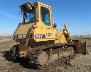 john deere 750c, 850c crawler dozer diagnostic, operation and test service manual (tm1588)