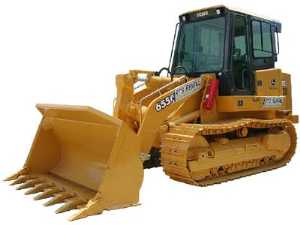 john deere 655c, 755c; liebherr 622, 632 crawler loaders service repair technical manual