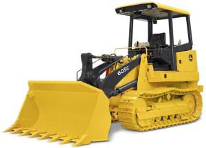john deere 605c crawler loader service repair technical manual (tm2354)
