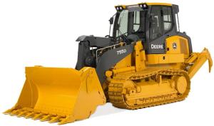 john deere 755d crawler loader service repair technical manual (tm2367)