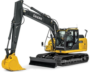 john deere 130g (t3/s3a) excavator (s.n. 1ff130gx_d040001) operation & test service manual (tm12554)