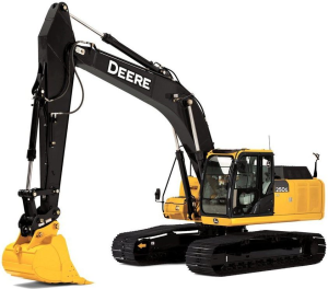 john deere 250glc (t2/s2) excavator diagnostic, operation and test service manual (tm13078x19)