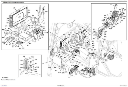 Third Additional product image for - John Deere 130G Excavator Diagnostic, Operation and Test Service Manual (TM13344X19)