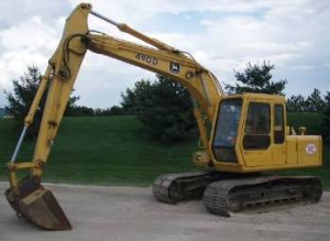 john deere 490d and 590d excavator service repair technical manual (tm1390)
