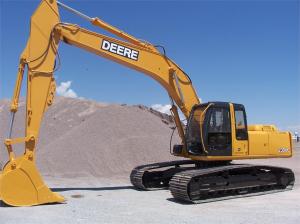 john deere 230lc excavator (metric) service repair technical manual (tm1666)