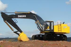 john deere 450dlc excavator diagnostic, operation and test service manual (tm2361)