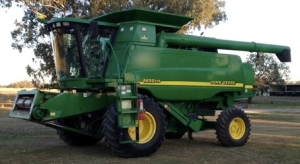 john deere 9650cts combine service repair technical manual (tm1821)