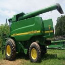 John Deere 9660 CTS Combine (SN.from 705401) Diagnostic, Operation and Test Service Manual (TM2172)   Documents and Forms   Manuals