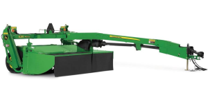 john deere 625, 630, 635 mower-conditioners (sn.-370000) operate and maintenance manual (omfh304530)