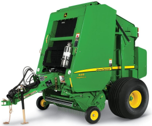 john deere 469s, 569s silage special; 469, 569 round balers all inclusive technical manual (tm121219)