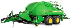john deere l1524, l1533, l1534 hay & forage large square balers technical service manual (tm136819) i