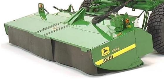 John Deere 990 Hay And Forage Rotary Platform Diagnotic And Tests Service Manual  Tm1830