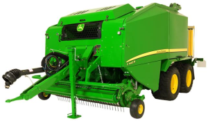john deere c440r round hay and forage wrapping baler service repair technical manual (tm301119)