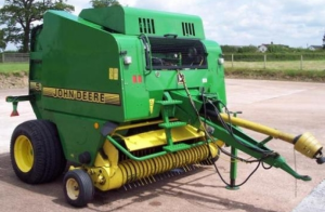 john deere 565 and 575 hay and forage round balers all inclusive technical service manual (tm3282)