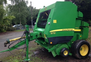 john deere 572, 582 and 592 hay and forage round balers all inclusive technical manual (tm3294)