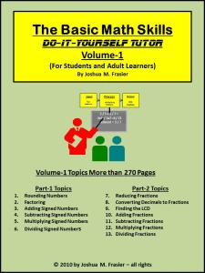 basic math skills vol-1