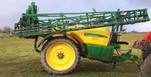 john deere 724, 732, 740, 724i, 732i, 740i trailed crop sprayers technical service manual (tm402919)