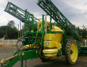 john deere 824, 832, 840 trailed crop sprayers diagnostic and tests service manual (tm403419)