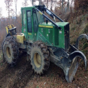 John Deere 540H Cable Skidder, 548H Grapple Skidder (SN.-630435) Diagnostic Service Manual (TM11329) | Documents and Forms | Manuals