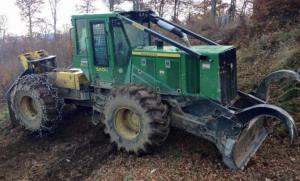 John Deere 540H Cable Skidder, 548H Grapple Skidder (SN.630436-) Diagnostic Service Manual (TM11794) | Documents and Forms | Manuals