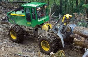 john deere 640h and 648h (sn. from 630436) skidder diagnostic and test service manual (tm11795)