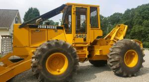 john deere 540g, 640g, 740g, 548g, 648g, 748g (sn. -565684) skidders repair service manual (tm1600)