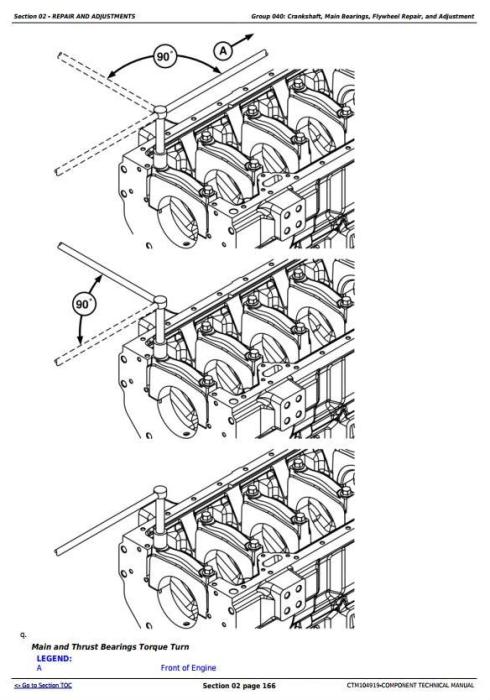 PowerTech 6135 Diesel Engine (Interim Tier 4) Level 22 ECU