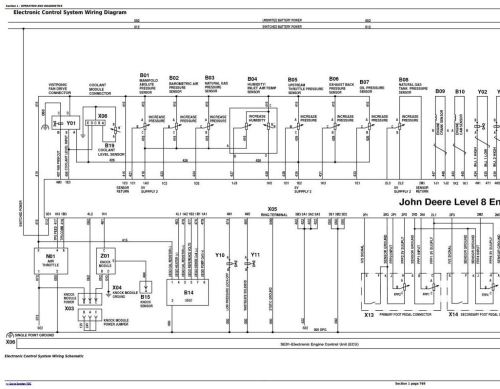 Third Additional product image for - PowerTech 8.1L Natural Gas Engines Level 8 Electronic Fuel Systems Technical Service Manual (CTM300)