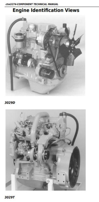 First Additional product image for - Powertech 3029, 4039, 4045, 6059, 6068 Diesel Engines (S.N. -499999CD) Technical Manual (ctm3274)