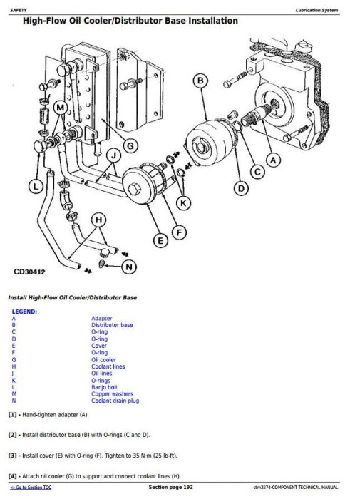 Fourth Additional product image for - Powertech 3029, 4039, 4045, 6059, 6068 Diesel Engines (S.N. -499999CD) Technical Manual (ctm3274)