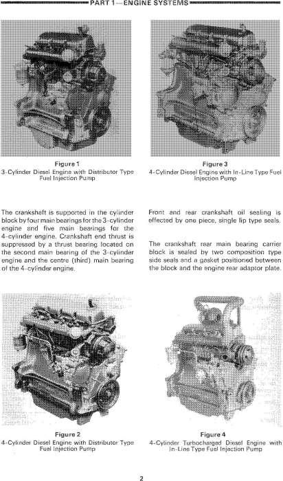 Second Additional product image for - Ford, New Holland 2310-8210 (xx10 Series), 3230, 3430, 3930, 4630, 4830, 5030 Tractor Service Manual