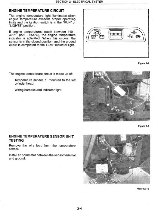 Second Additional product image for - New Holland LS25, LS35, LS45, LS55 Yard Tractor Service Manual Service Manual