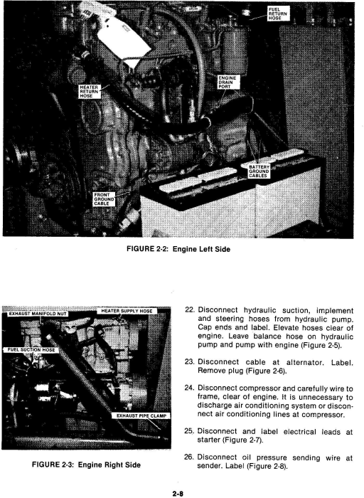 Third Additional product image for - New Holland Versatile 150, 160 4WD Tractors (1977-1983) Service Repair Manual