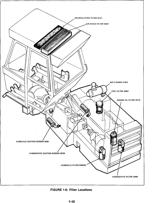 Fourth Additional product image for - New Holland Versatile 150, 160 4WD Tractors (1977-1983) Service Repair Manual