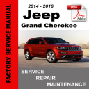 Jeep Grand Cherokee 2014 2015 2016 WK2 Service Repair Manual | eBooks | Automotive