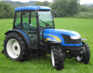 New Holland TD4020F, TD4030F, TD4040F Tractor Service Manual | Documents and Forms | Manuals