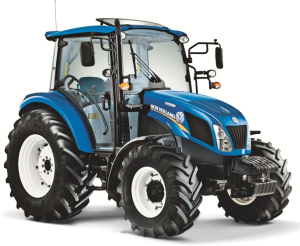 new holland t4.75 powerstar tier 4b (final) tractor complete service manual