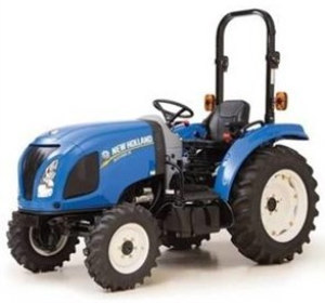 new holland boomer 30 rops, boomer 35 rops compact tractor service manual (europe)
