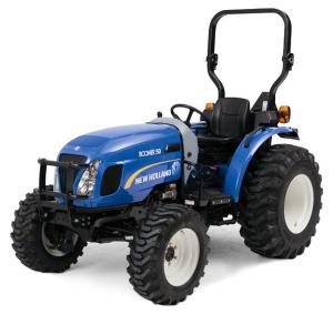 new holland boomer 45, boomer 50, boomer 55  tier 4b final compact tractor service manual (usa)