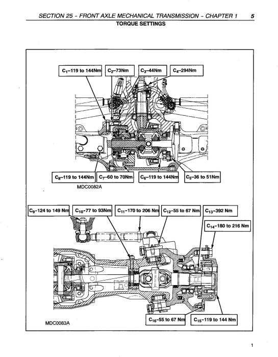 Fourth Additional product image for - New Holland TN55V, TN65V, TN75V, TN65N, TN75N Tractor Complete Service Manual