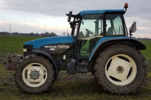 new holland tm115, tm125, tm135, tm150, tm165 tractor comlete service manual