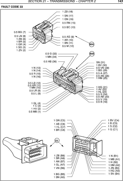 Fourth Additional product image for - New Holland TN55, TN65, TN70, TN75 Tractor Complete Service Manual
