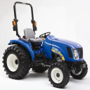New Holland T2210, T2220, Boomer 2030, Boomer 2035 Compact Tractor Service Manual | Documents and Forms | Manuals
